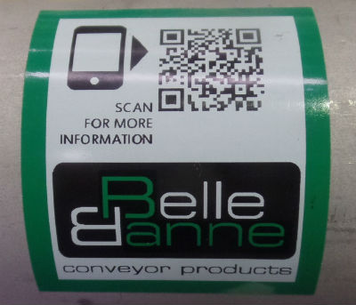 QR Code cleaners
