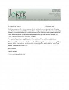 Joner.omnia testimonial